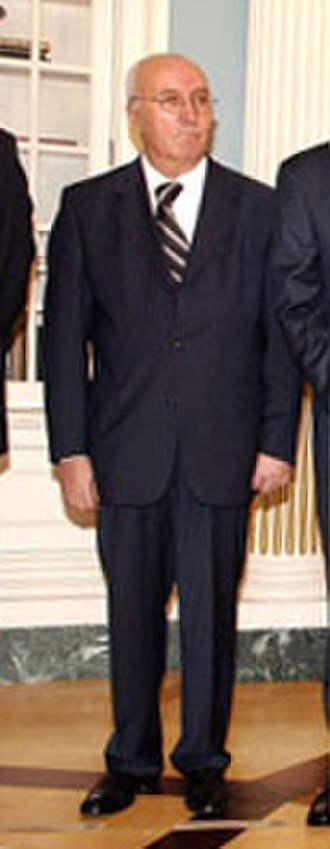Chairman of the Assembly of Kosovo - Image: Kole Berisha
