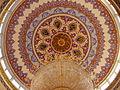 Konstanz Mevlana-Moschee Innen Kuppel 5.JPG