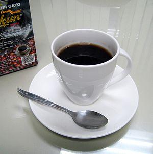 Kopi Luwak (Civet coffee) from Gayo
