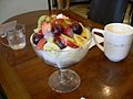Korean shaved ice-Fruit bingsu-01.jpg
