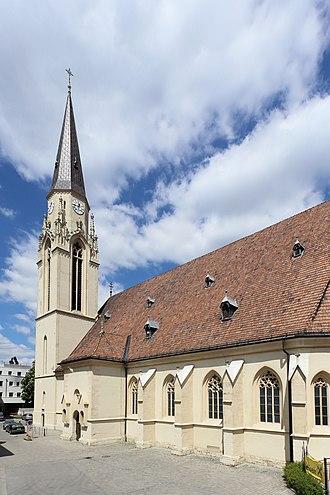 Korneuburg - Korneuburg - Catholic Church of Saint Egidius