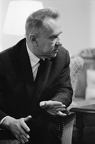 Alexei Kosygin - Kosygin at the Glassboro Summit Conference, 23 June 1967