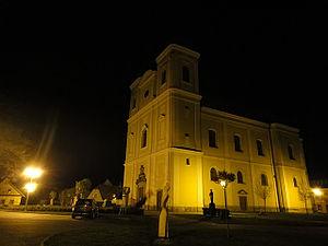 Svitavy District - Image: Kostel bystre