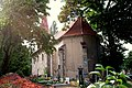 Kostel sv. Klimenta s hřbitovem, Chržín, okr. Kladno 01.JPG
