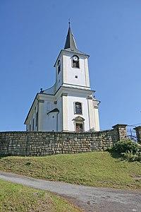 Kostel svatého Mikuláše v Nekoři 01.JPG