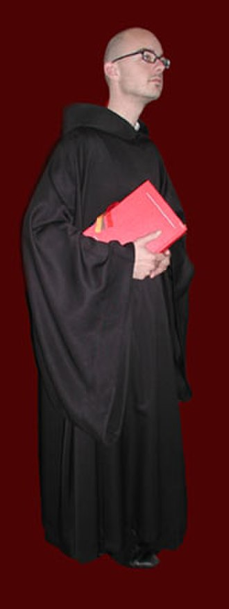 Monk - Order of Saint Benedict