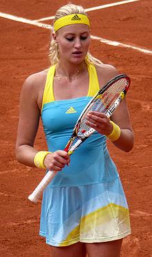 Kristina Mladenovic - Roland-Garros 2013 cropped - 002.jpg
