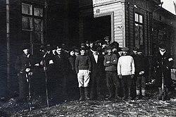 Suomen Sisällissodan Vankileirit