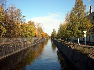 Kronstadt - Kronstadt Bypass canal