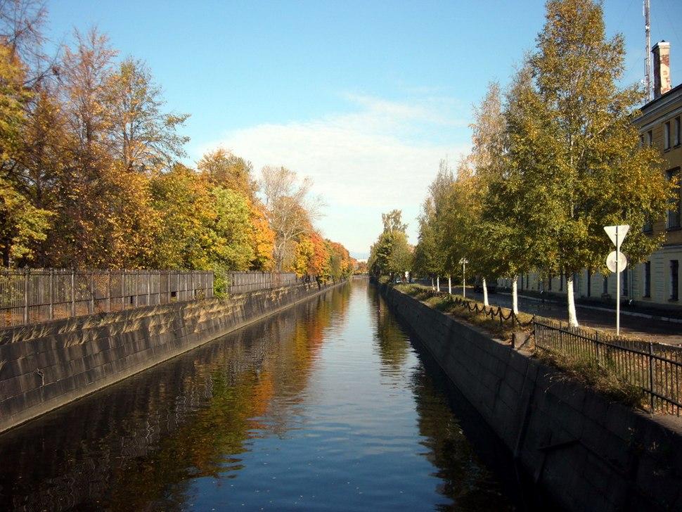 Kronstadt Bypass canal