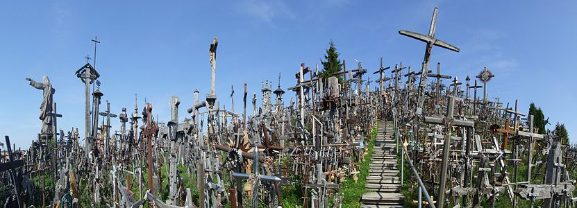 Hill of Crosses, LTU