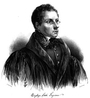 Krystyn Lach-Szyrma Polish philosopher