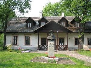 Wzgórza Krzesławickie - Jan Matejko Manor