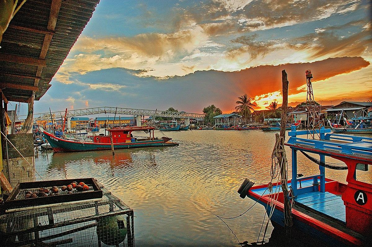 Hat yai thailand tempat menarik