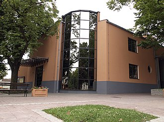 Inđija - Image: Kulturni centar Inđija