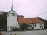 Fil:Kungälvs kyrka, den 27 juni 2006.JPG