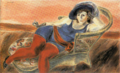 KuniyoshiYasuo-1931-Woman of Circus in Rest.png