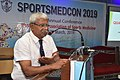 Kuntal Roy Delivering Lecture - Quality Training - SPORTSMEDCON 2019 - SSKM Hospital - Kolkata 2019-03-17 3390.JPG