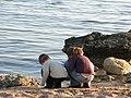 L'enfant et la mer.JPG