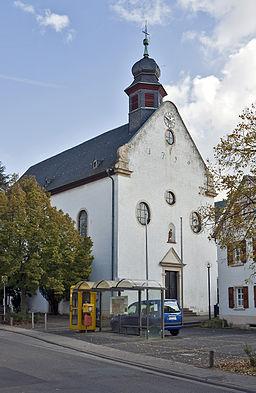 Lörzweiler, Katholische Pfarrkirche St. Michael