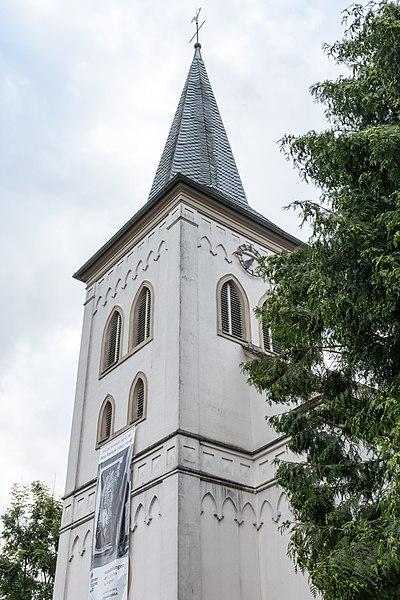 File:Lüdinghausen, Evangelische Kirche -- 2016 -- 3665.jpg