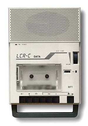 Robotron Z1013 - Cassette recorder LCR-C DATA