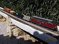 LGB, V 200 met goederen trein.JPG
