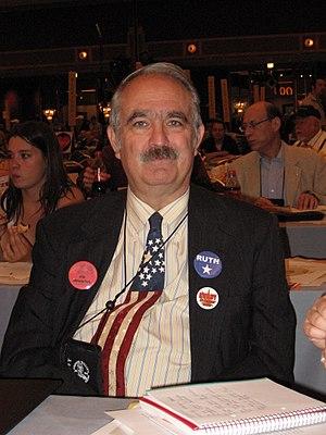 David Nolan (libertarian) - Nolan at the 2008 Libertarian Party national convention