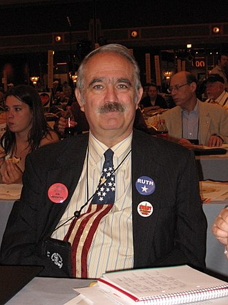 David Nolan (libertarian) - Nolan at the 2008 Libertarian Party national convention