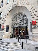 LSE Old Building Entrance Arch, Houghton Street.jpg