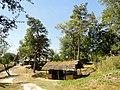 La Chaussée-Tirancourt (80), parc Samara, zone des expérimentations archéologiques, atelier et four de poterie 1.jpg