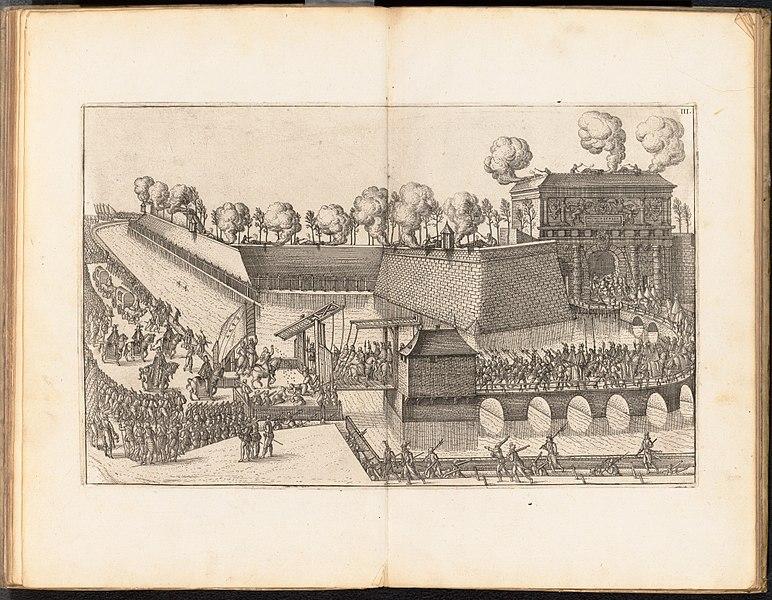 File:La Joyeuse & magnifique Entrée de Monseigneur François, Fils de France, et Frere Unique du Roy,..., Duc de Brabant, ... en sa tres-renommé ville d' Anvers MET DP153100.jpg