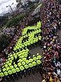 La Paz fue la principal protagonista del desfile del 20DeJulio. (14701960675).jpg