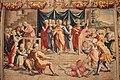 La morte di Anania di manifattura Gobelins su cartoni di Raffaello.JPG