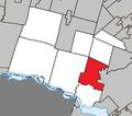 Lachute Quebec location diagram.png