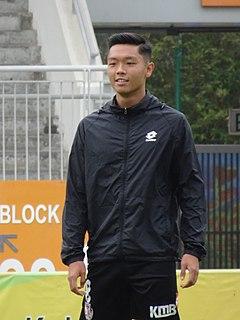 Lai Hau Hei Hong Kong footballer