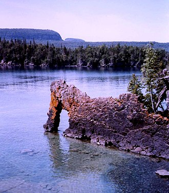 Unorganized Thunder Bay District - Sleeping Giant Provincial Park