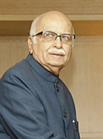 Ministry of Coal - Image: Lal Krishna Advani 2008 12 4