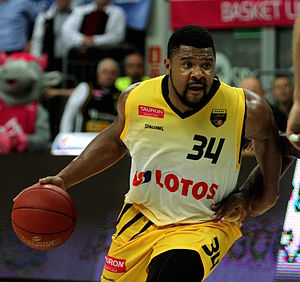 2014–15 Dutch Basketball League - Lance Jeter was named league MVP