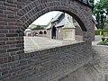 Landerd, Schaijk kerkhofmuur en toegangspoort 02.JPG