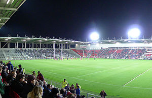 Totally Wicked Stadium - Image: Langtree Park 3
