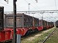 Lapovo 2010 , teretni voz iz Kragujevca - panoramio.jpg