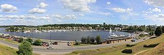 Port of Lappeenranta Port in Lappeenranta, Finland