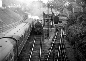 Ayrshire Coast Line - The Largs branch in steam days