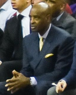 Larry Drew American basketball player and coach