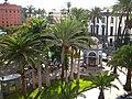 Las palmas gran canaria parque san telmo 2005.jpg