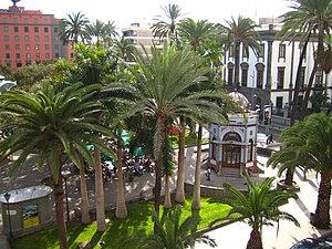 Las palmas gran canaria parque san telmo 2005