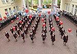 Last bell ceremonies in Boarding school of the Ministry of defense of Russia (2019) 3.jpg