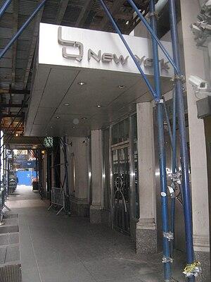 Latin Quarter (nightclub) - LQ in January 2009