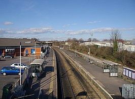 Lawrence Hill railway station MMB 01.jpg